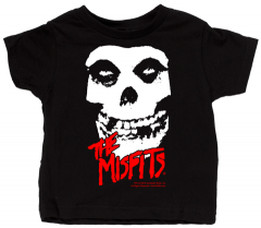 Misfits Baby T-shirt Skull