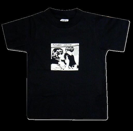 Sonic Youth (sma)barn t-skjort - Black Goo